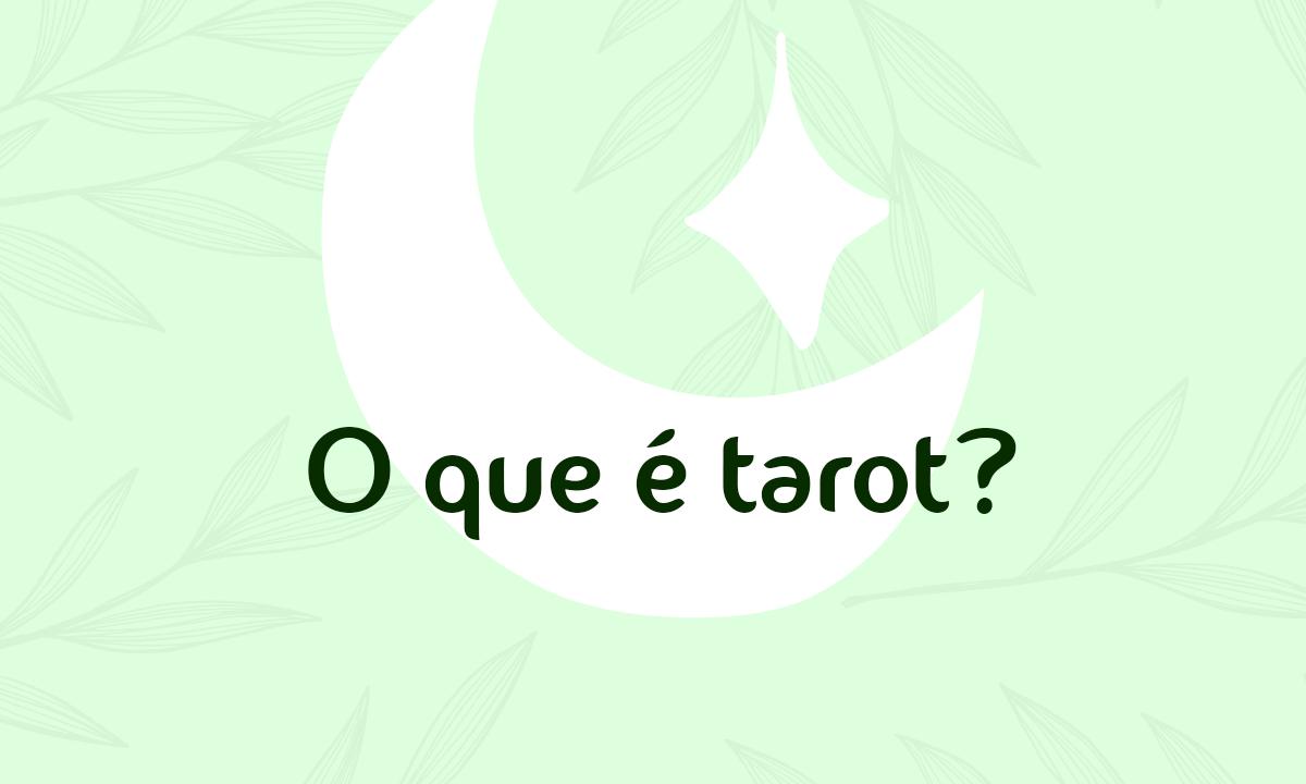 O que é o tarot?